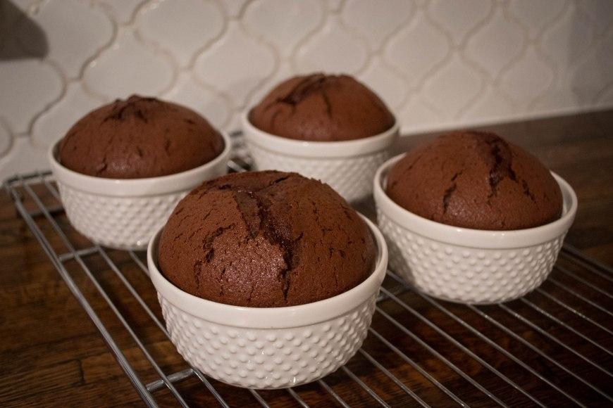 chocolate melting cake