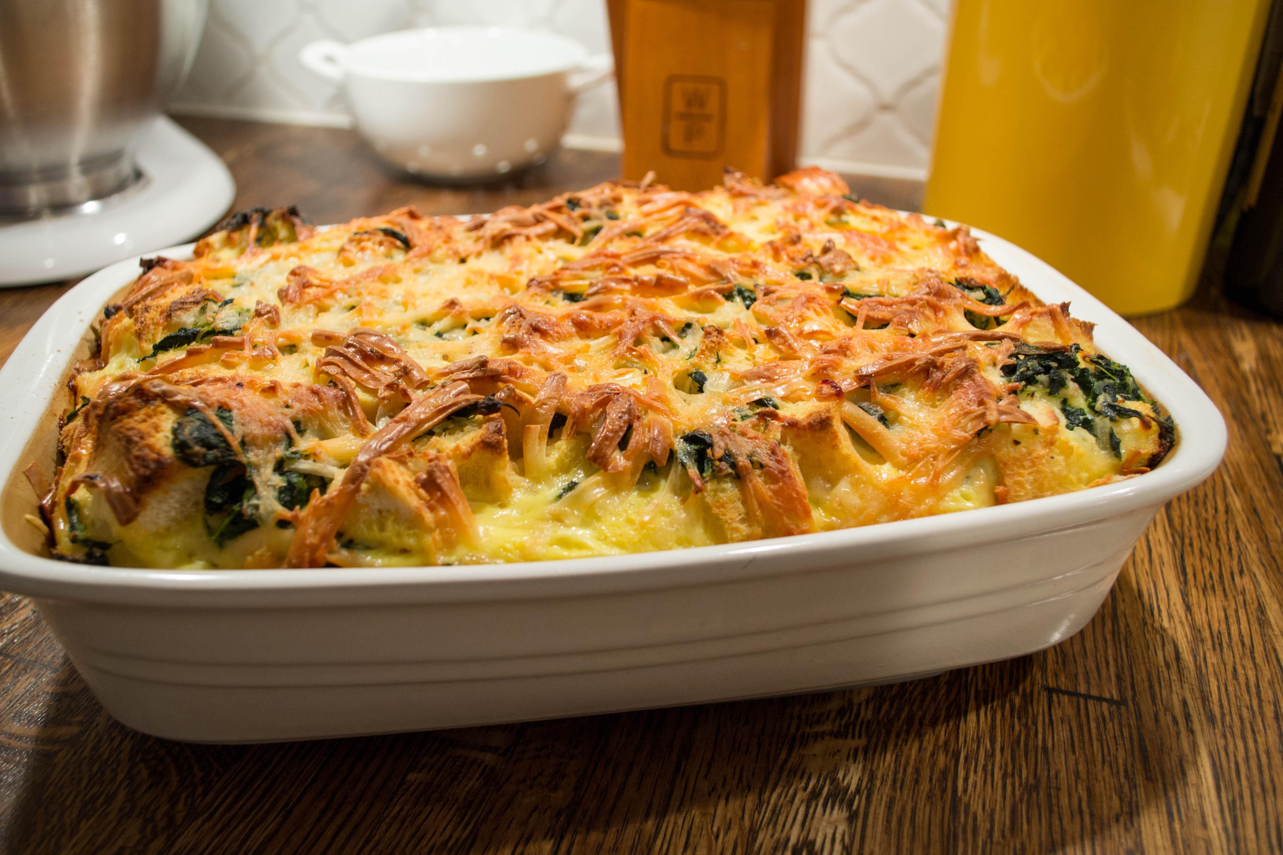 Strata Recipe Smitten Kitchen